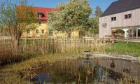 Hof der Biosphärenreservatsverwaltung in Wartha - Foto: Bodo Hering